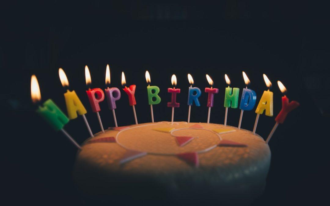 Happy Birthday Valleys Steps!!