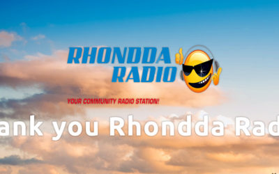 A Big Thank You to Rhondda Radio